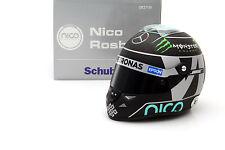 Nico Rosberg Mercedes F1 W06 Hybrid Formel 1 2015 Helm 1:2 Schuberth