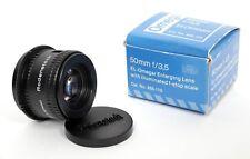 Rodenstock El-Omegar (Rogonar) 50mm F3.5 Enlarger Lens (NOS, in box)