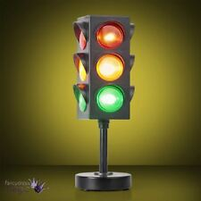 Tobar Retro LED Traffic Light Lamp Executive Office Desk Bedroom Night Gift