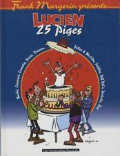 BD occasion Lucien Frank Margerin présente Lucien 25 piges