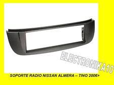 Soporte Marco radio embellecedor Nissan Almer  Tino 2000 a 2016