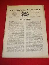 MODEL ENGINEER - March 10 1938 Vol 78 # 1922