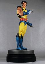Bowen Wolverine Unmasked Museum Statue