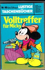 LTB 48 (2) guter ZUSTAND 1.Auflage 1977 Lustiges Taschenbuch Erstauflage