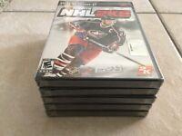 NHL 2K9 (Sony PlayStation 2, 2008) PS2 NEW