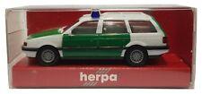 1:87 Scale Herpa 4136 Volkswagen Passat Estate - POLIZEI - BNIB