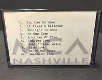 """""""Desert Rose Band"""" True Love   Cassette Tape  PROMO Promotional MCA Nashville"""