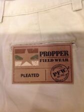 Propper Field Wear Pleated Cuffed Dress Pants Mens Size 38x30 NWT