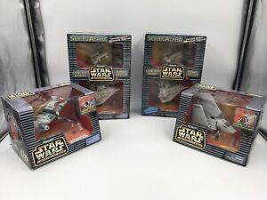 STAR WARS MICROMACHINES ACTION FLEET  Series