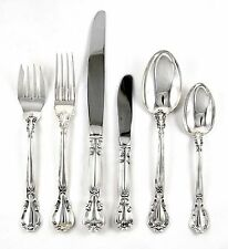 Gorham Chantilly Sterling Silver 6 Piece Place Setting - Not Monogrammed