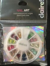 Nail Art Decorations~24 Piece~NEW Factory Sealed~ Claire's