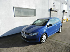 12 Volkswagen Polo 1.2 S Damaged Salvage Repairable
