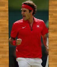 Roger Federer Beach Towel NEW Summer Tennis Player Wimbledon Swiss Champion