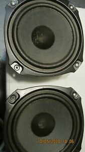 """JVC 8"""" STEREO WOOFERS"""