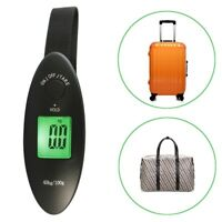 40KG/100G Portable LCD Digital Hanging Luggage Scale Travel Electronic Weight