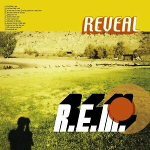 R.E.M.   -   REVEAL   -  NEW CD and SEALED