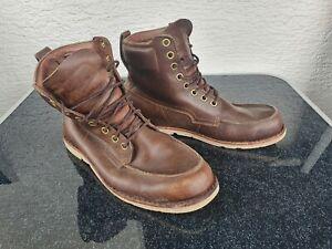 Original Timberland Stiefel, Wanderschuhe, Trekkingschuhe, Outdoorschuhe, Gr.44