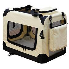Transportín Perro para reisebox Auto GATOS BOX M Beige