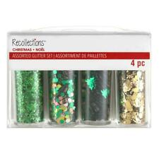 St Patrick/'s Day Recollections Miniature Wood Clothespins Glitter Green 15 pcNew