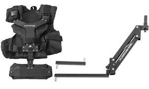 Flowcam Arm Vest for Handheld Camera Stabilizers Steadycam Steadicam DSLR Video