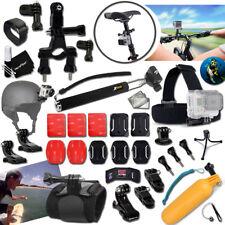 Xtech® Sports Acc. Kit w/ Head-Strap + Monopod +MORE f/ GoPro HERO 3 Blk Edition