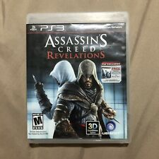 Playstation 3 PS3 Assassin's Creed Revelations Complete In Box