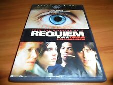 Requiem for a Dream (Dvd, 2001, Widescreen Unrated) Jennifer Connelly Used