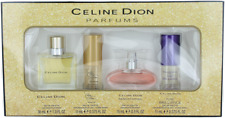 Parfums By Celine Dion For Women Set: EDT + EDT + EDT + EDT New