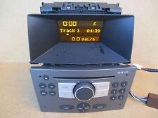Vauxhall Zafira B Astra H CD30 MP3 Radio Stereo CD Player 13154304