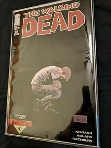 The Walking Dead 85-92 mint