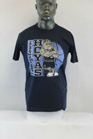 Mitchell & Ness S/S NCAA BIG DAWG GEORGETOWN T-SHIRT BLUE/MULTICOLOR BMTRBA20343