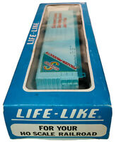 Life Like Campbell Soup Swansons Train Car Collectable HO Advertising 1982