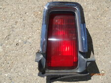 1969 Oldsmobile Cutlass Tail light assembly - OEM