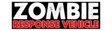 Zombie Response Vehicle - Outbreak Apocalypse Undead Hunter Decal Sticker #738