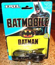 VINTAGE 1989 BATMAN BATMOBILE 1/64 ERTL DIECAST DC COMICS MOC L@@K