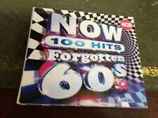 NOW 100 HITS - FORGOTTEN 60'S - 4 X CD SET - CRISPIAN ST PETERS / FOUR PENNIES +