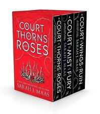 A Court of Thorns and Roses Box Set by Sarah J. Maas (Multiple copy pack, 2017)