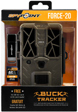 New Spypoint Force-20 MP Trail Camera
