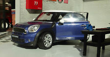 G LGB 1:24 Scale Welly Diecast Very Detailed Model Mini Cooper S Paceman 24050B