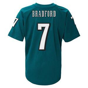Sam Bradford NFL Philadelphia Eagles Name & Number Replica Jersey Youth (S-XL)