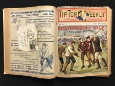 TIP TOP WEEKLY BOUND Issues 350-369 1902-1903 Gilbert PATTEN Merriwell Brothers