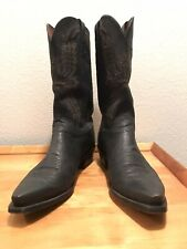 Lucchese 1883 men's Cowboy boots Goat Skin size 12 EE