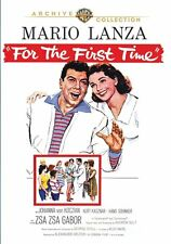 FOR THE FIRST TIME - (1959 Mario Lanza) Region Free DVD - Sealed