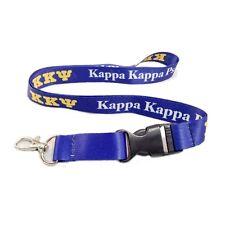 Kappa Kappa Psi Lanyard With Buckle KKPsi