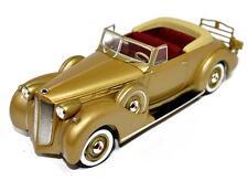 Voiture modèle réduit collection 1/43ème coupé or