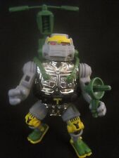 TMNT Metal Head #3 100% Complete Weapons Playmate Toys