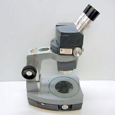 AMERICAN OPTICAL 569 Stereo Zoom Microscope, Desk Stand, 10XWF EYES 30X MAG #356