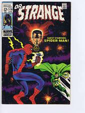 Doctor Strange #179 Marvel 1969