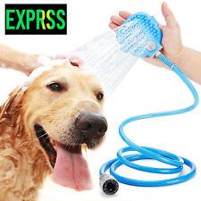 TevinExpress, Pet Bathing Tool, Shower Sprayer, Scrubber, Dog Massage Glove