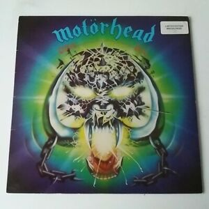 Motorhead - Overkill - Vinyl Album Ltd Edition LP UK 1979 Press EX/EX